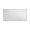 "10""D X 20""L Tempered Glass Panel - Clear"
