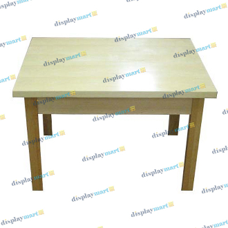 "32""W X 24""D X 19""H Nesting Table - Maple"