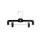 "10"" Children's Pant / Skirt Hanger - Black"
