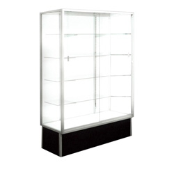Extra Vision Wall Display Cases