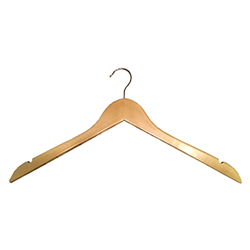 Wood Clothing Hangers